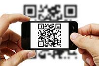 Leitura de QR Code com celular