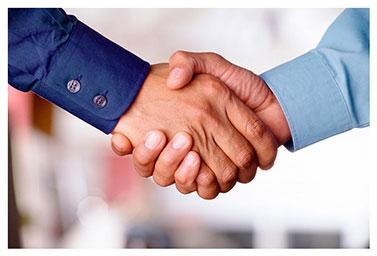 Escolhendo parcerias