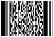 PDF147 - Código de Barras