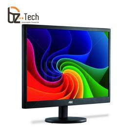 Monitor AOC 19.5 Polegadas LED E2070SWNL com Suporte VESA