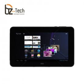 Tablet AOC Breeze MW0711 BR 7 Polegadas - ARM Cortex A8 1.2GHz, 1GB, 8GB, Android 4