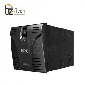 Estabilizador APC Microsol 1500W Bivolt - 6 Tomadas