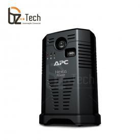 Estabilizador APC Microsol Hexus 500W Bivolt - 6 Tomadas