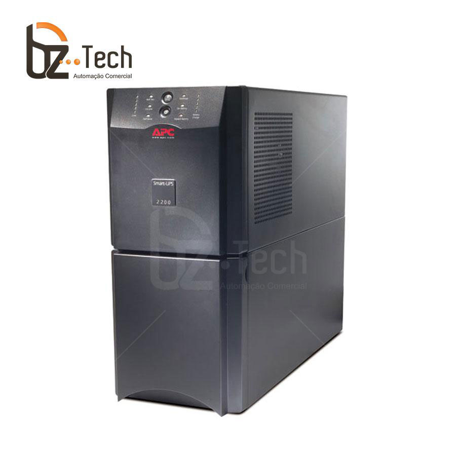 Foto Apc Nobreak Smart Ups 2200va 110v