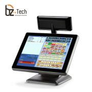 Computador All in One 15 Polegadas Touch Screen Bematech SB-9090 - Intel Atom 1.8GHz, 2GB, 320GB