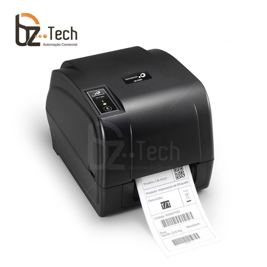 Bematech Impressora Etiquetas Lb1000 Ethernet