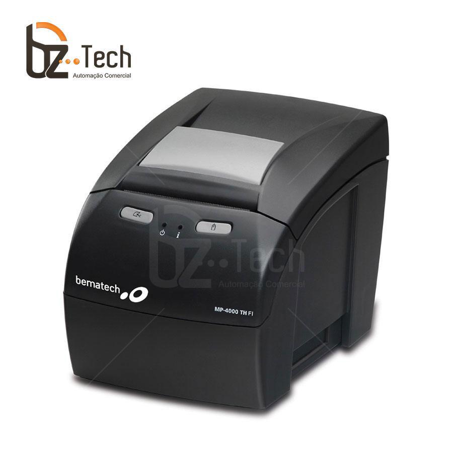 Bematech Impressora Fiscal Mp4000