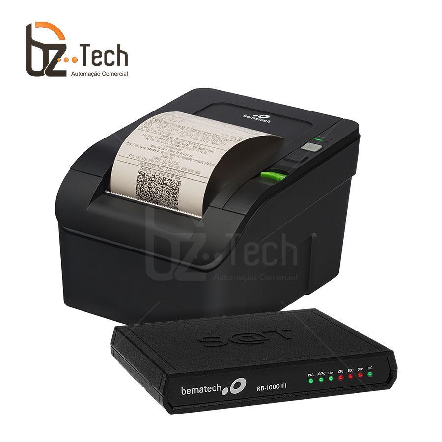 Foto Bematech Kit Sat Impressora Mp 100s