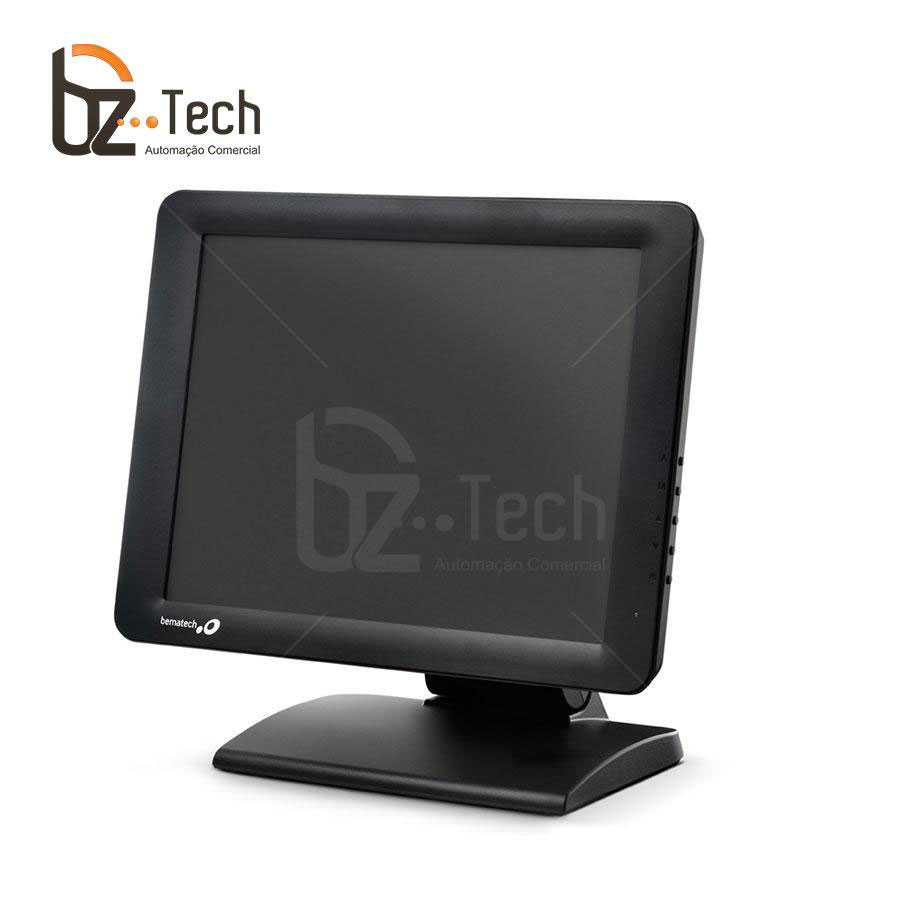 Bematech Monitor Touch Tm 15 Preto