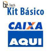 Kit Caixa Aqui Básico com Monitor, Computador e Impressora