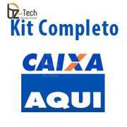 Kit Caixa Aqui Completo com Monitor, Computador, Impressora e Leitor