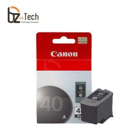 Canon Cartucho Tinta Pg 40 Preto