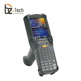 Coletor de Dados Zebra MC9200 Imager 2D QR Code - 3.7 Polegadas, Alfanumérico. Wi-Fi, Bluetooth, Windows Embedded Handheld 6.5 (Symbol/Motorola)