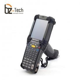 Coletor de Dados Zebra MC9200 - 3.7 Polegadas, Alfanumérico, Wi-Fi, Bluetooth, Windows CE 7.0 (Symbol/Motorola)