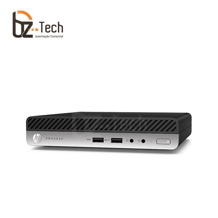 Computador Prodesk 400 Dm G3 I3 7100 Windows Lado