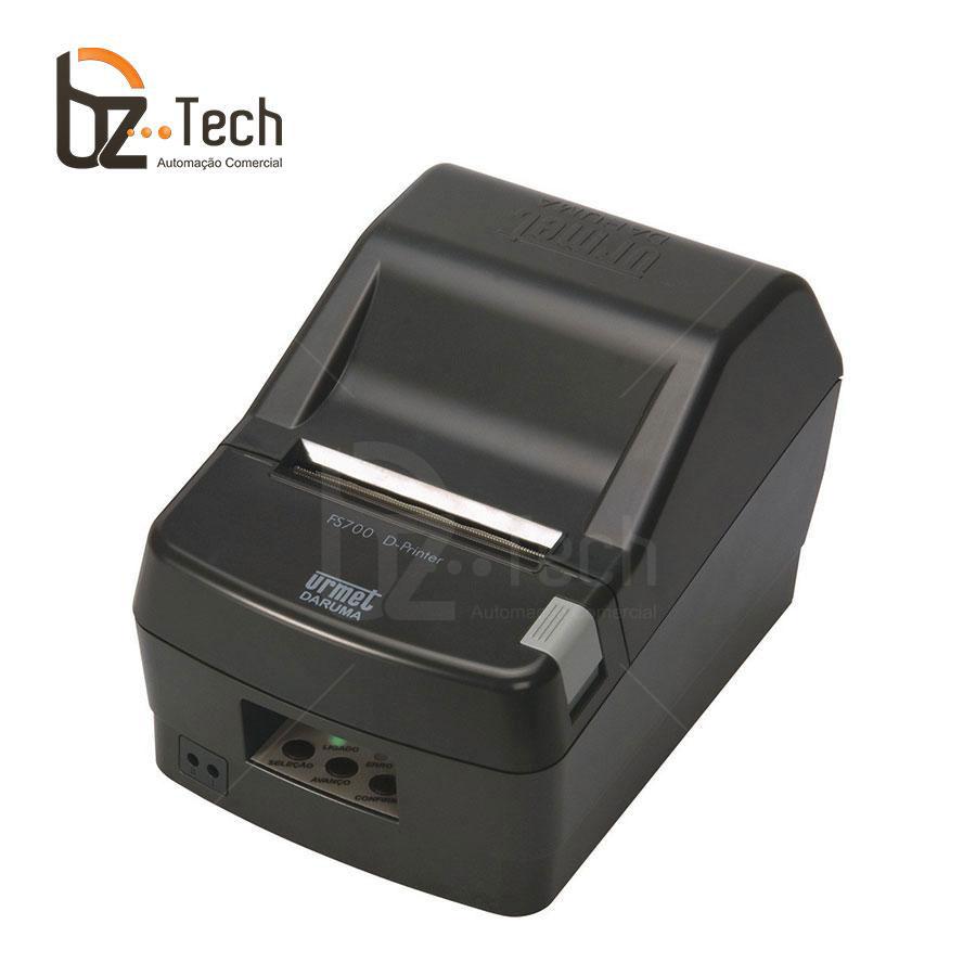 Daruma Impressora Fiscal Fs700m Serrilha