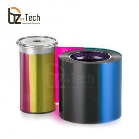 Datacard Ribbon Colorido Sigma 500 Impressoes