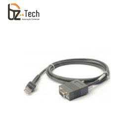 Cabo Datalogic Serial RS232 para Leitor VS2200 - 4,5 metros