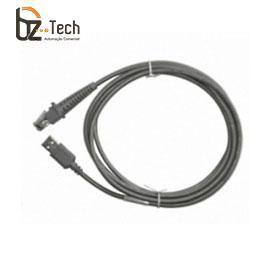 Cabo Datalogic USB para Leitor QuickScan e Gryphon - Resistente 2 metros