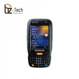 Coletor de Dados Datalogic Lynx - Touch 2.8 Polegadas, Qwerty, Wi-Fi, Bluetooth, Windows Embedded Handheld 6.5