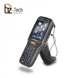 Coletor de Dados Datalogic Skorpio X3 2D QR Code - Touch 3.2 Polegadas, Qwerty, Wi-Fi, Bluetooth, Windows CE 6.0 - Pistola Gun
