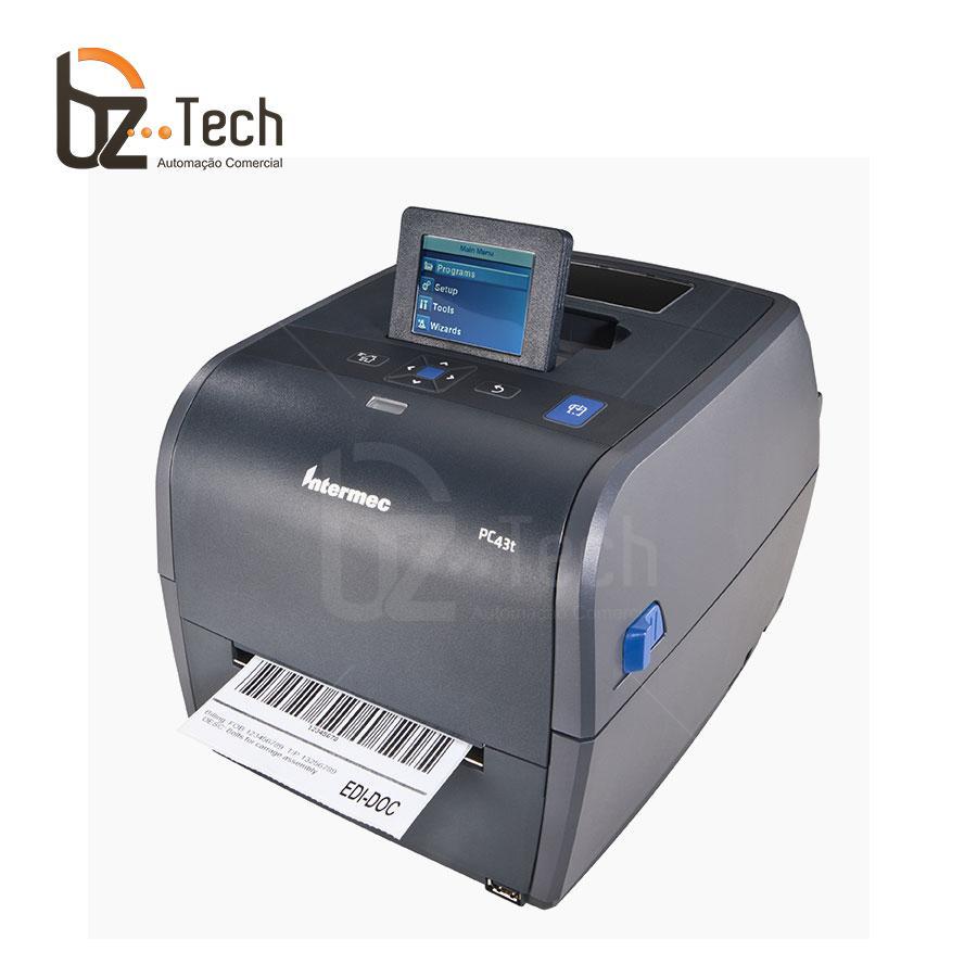 Datamax Impressora Etiquetas Pc43t Display