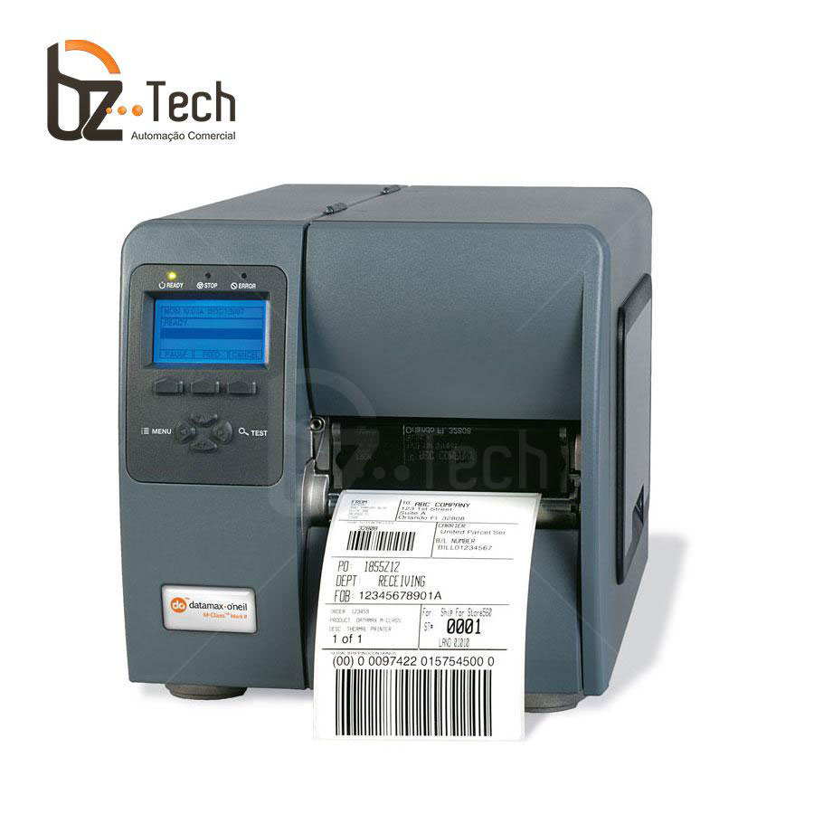 Datamax Oneil Impressora Etiquetas Mclass 4206 203dpi Ethernet