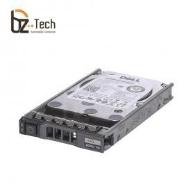Dell Hd 600gb Sas 10k 3 5
