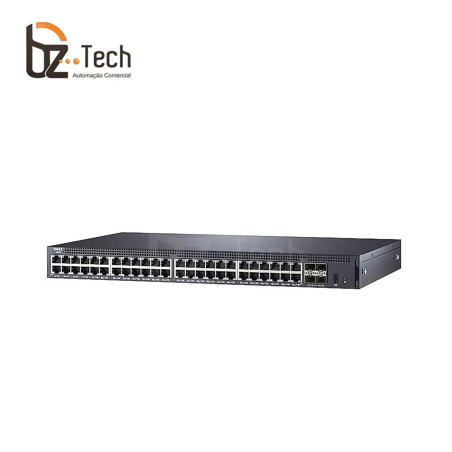 Dell Switch X1052p 24g Poe 24g 4sfp