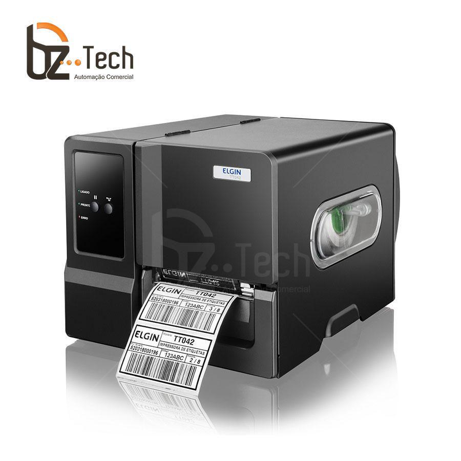 Elgin Impressora Etiquetas Tt042 Ethernet
