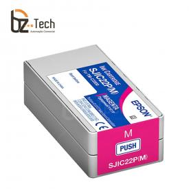 Epson Cartucho Sjic22p Magenta
