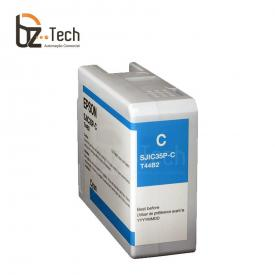 Epson Cartucho Sjic35p Ciano