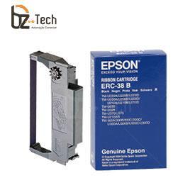 Fita de Impressão Epson para Impressora Matricial TM-U220, TM-U300 e TM-U375 - Preto