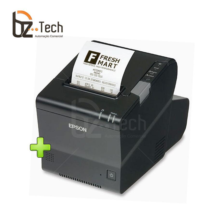 Epson Impressora Com Computador Tm T88v Dt