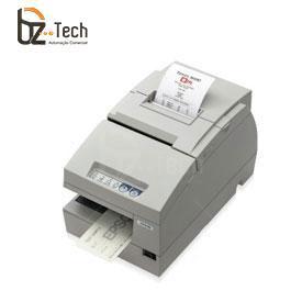 Impressora Fiscal Epson TM-TH6000 FBIII com Guilhotina, Impressão de Cheques e Autenticação de Documentos