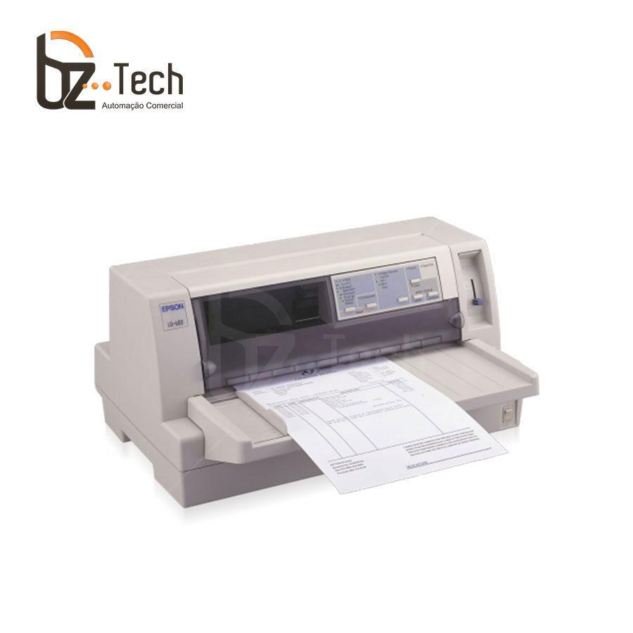 Foto Epson Impressora Matricial Lq680