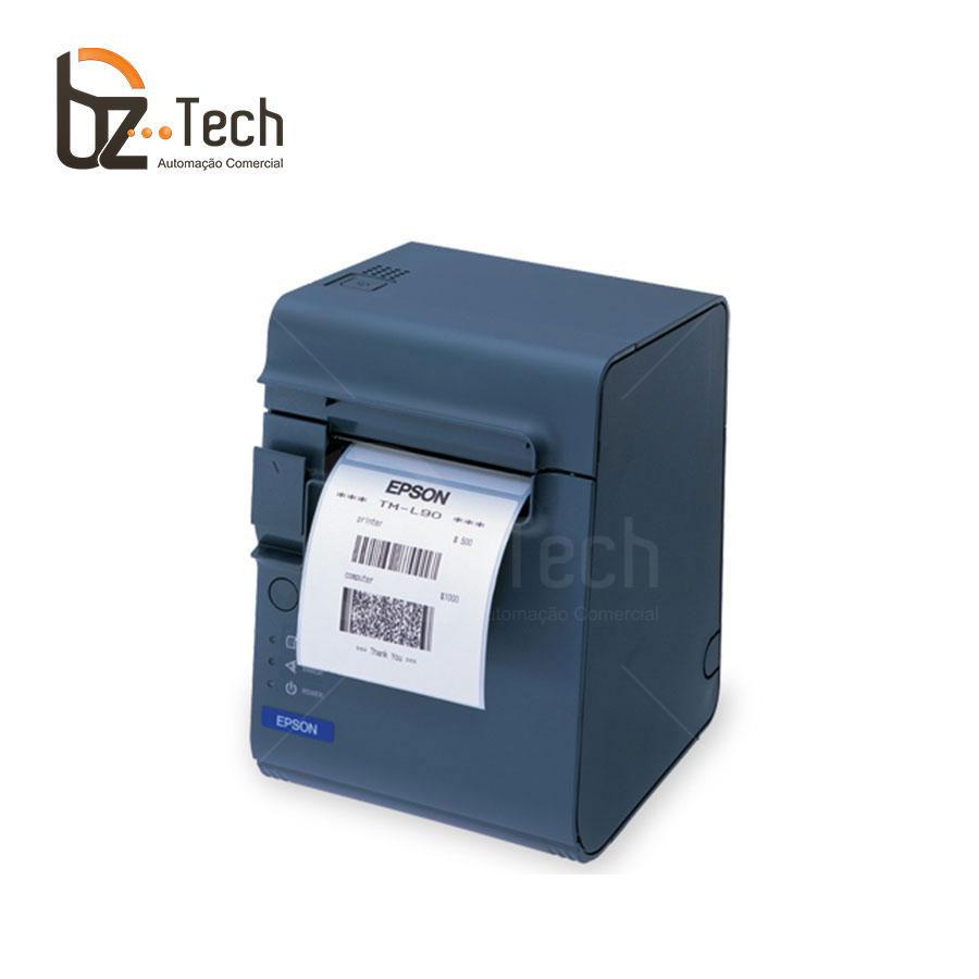 Epson Impressora Nao Fiscal Tml90 Paralela Grafite