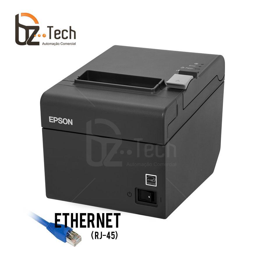 Epson Impressora Nao Fiscal Tmt20 Ethernet Frente