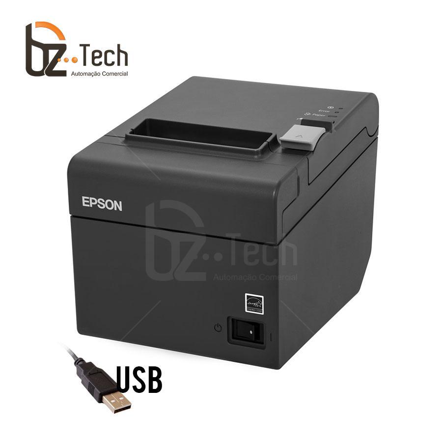 Epson Impressora Nao Fiscal Tmt20 Frente