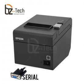 Impressora Não Fiscal Epson TM-T20 com Guilhotina - Serial