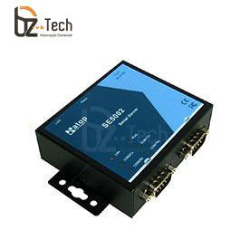 Conversor Flexport Ethernet RJ45 para 2 Portas Seriais RS232