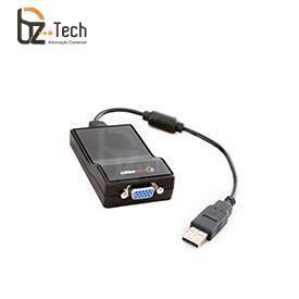 Conversor Flexport USB para 1 Porta VGA