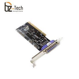 Placa Paralela Flexport PCI F1211E - 1 Porta Paralela DB25