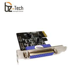 Placa Paralela Flexport PCI Express F2212e - 1 Porta Paralela DB25 - Slim 80mm