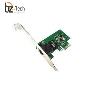 Placa de Rede Flexport PCI Express F2712w - 1 Porta Ethernet RJ45 Gigabit - Slim 80mm