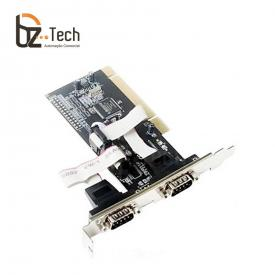 Flexport Placa Serial Pci 2 Seriais F1121e