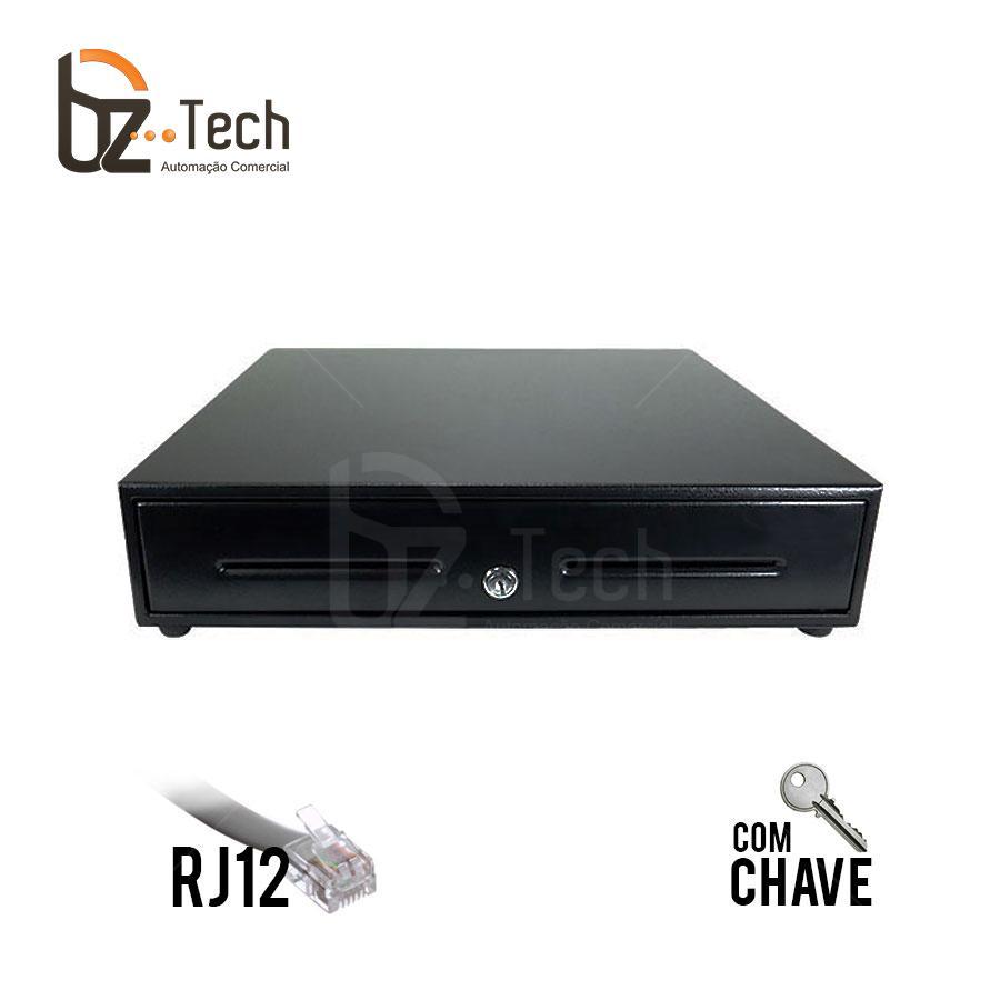 Gaveta Dinheiro 3260plus Automatica Rj12 Preto