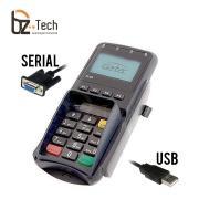 Gertec PPC 920 USB e Serial