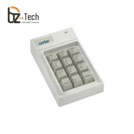 Teclado Gertec TEC 12 Teclas - PS2