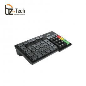 Teclado Gertec TEC 55 Teclas - USB